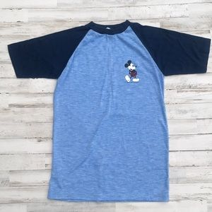 Disney Baseball Style Mickey Mouse shirt